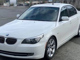 2008 BMW 5 Series 535i 4dr for Sale in Tacoma,  WA