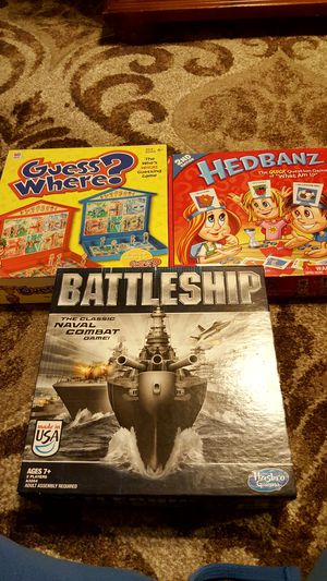 Family board games for Sale in Keizer, OR