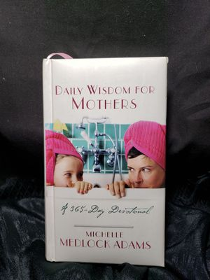Daily Wisdom for Mothers a 365 day devotional for Sale in Zanesville, OH