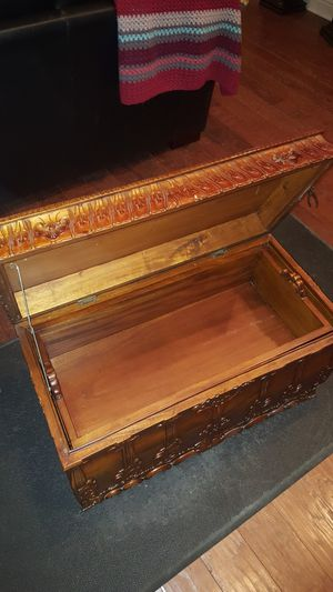 Hope Chest /storage chest for Sale in Santa Ana, CA