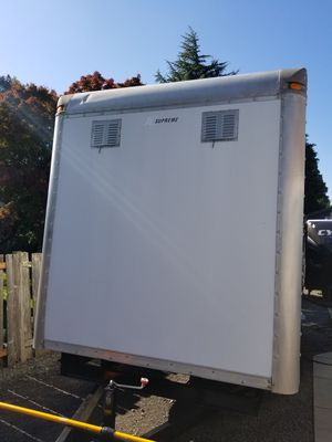 Box trailer 8ft x 9ft x 22ft for Sale in Oregon City, OR