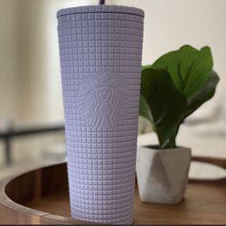 Starbucks Lavender Purple Grid for Sale in Anaheim,  CA