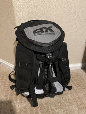 American Kargo moto backpack for Sale in Erie, CO