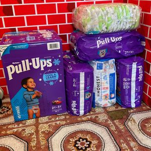 Pull-ups/Diapers for Sale in The Bronx, NY