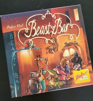 Beasty Bar board game for Sale in Tempe, AZ
