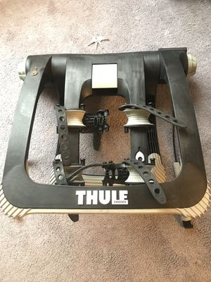 Thule Raceway 9001 2-bike Trunk Bike Rack for Sale in Hillsboro, OR