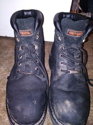Harley Davidison boots for Sale in Atchison, KS