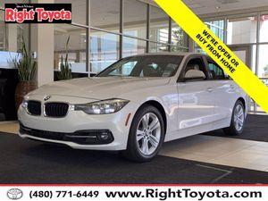 2016 BMW 3 Series for Sale in Scottsdale, AZ