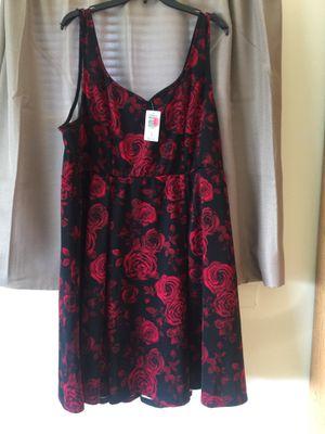 Torrid size 4 (24) dress for Sale in Essexville, MI