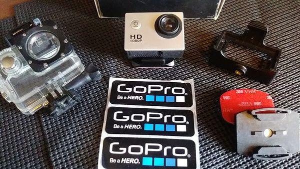 GoPro HD 1080p