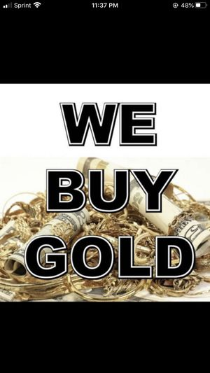 We buy gold for Sale in Mount MADONNA, CA