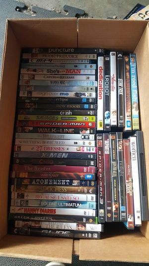 Dvd movies for Sale in Anaheim, CA