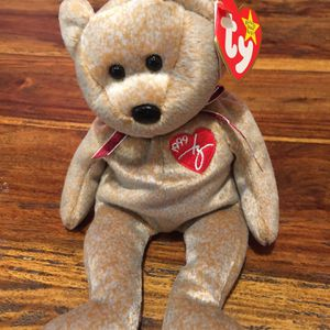 TY Beanie Babies. 1999 Signature Bear for Sale in Vancouver, WA