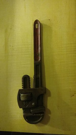 Tool. Pipe wrench for Sale in Las Vegas, NV