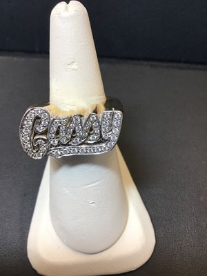 Name ring for Sale in Chicago, IL