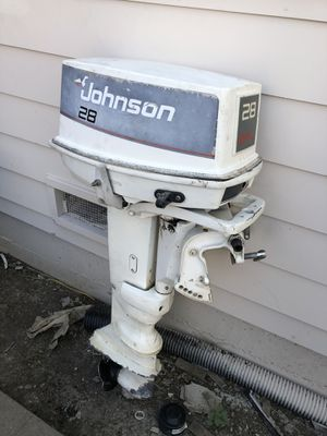 28 hp outboard for Sale in Vallejo, CA