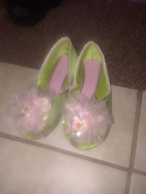 Disney tinkerbell shoes for Sale in Fort Worth, TX