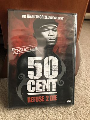 50. Cent....Refuse 2 Die - Unrated DVD for Sale in Collegeville, PA