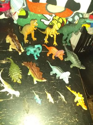 16 dinosaurs for Sale in Portland, OR