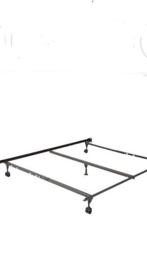ISO queen metal bed frame. Do not need headboard or mattress. Not willing to pay over $30. Marion,Oh area Thanks for Sale in New Bloomington, OH