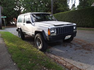 1987 Rare Jeep Cherokee Chief 2dr XJ for Sale in Seattle, WA