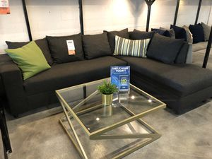 Charcoal Grey Sectional Sofa for Sale in Miami, FL