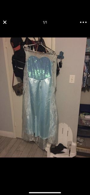 Elsa dress for Sale in Citrus Heights, CA