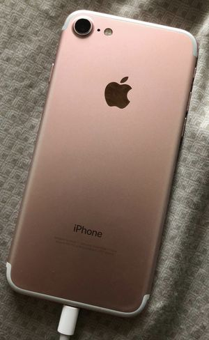 Iphone 7 128gb unlocked for Sale in Columbus, OH