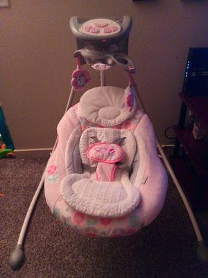Ingenuity InLighten Cradling Swing for Sale in Aurora, CO