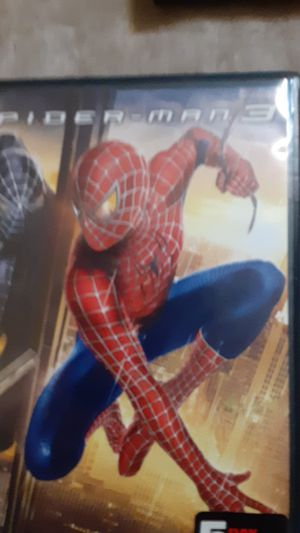 Spiderman 3, Superman Returns, The Italian Job, Indiana Jones, Wanred for Sale in Cary, NC