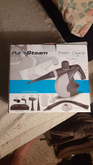 Pur steam steam cleaner multi functional hand held steamer ps581x for Sale in FL, US
