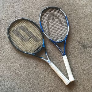 Tennis Rackets 2 for Sale in Fremont, CA