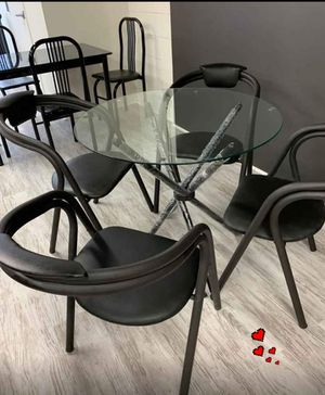 ♻️NEW♻️GLOBAL Top Dining Room Set 5-piece for Sale in Jessup, MD