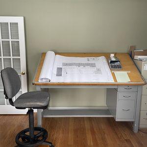 Hamilton Architect Desk for Sale in West Chicago, IL