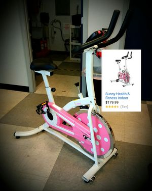 Like New Sunny Health & Fitness Bike for Sale in Londonderry, NH
