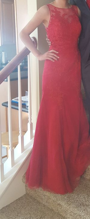 Red dress(prom or a special occasion) for Sale in Houston, TX