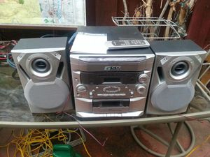 Compact Home Stereo for Sale in Portland, OR