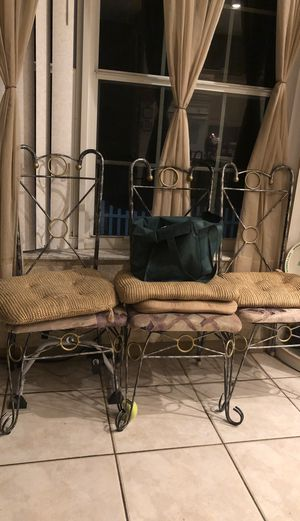 Dining room chairs (set of 8) for Sale in Miramar, FL
