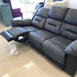Instock And On Display 2-Piece Reclining Living Room Set, From An Actual Store 🤙 for Sale in Laurel,  MD