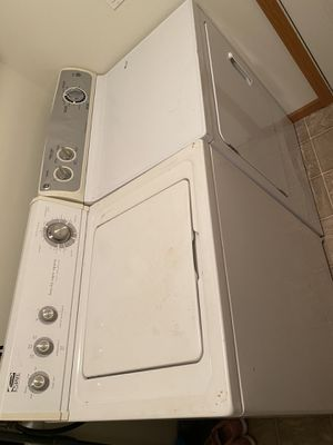 Washer and dryer for Sale in Saginaw, MI