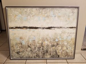 Hobby lobby home decor painting new for Sale in Manteca, CA