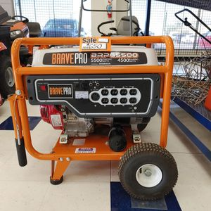 5500 Watts Generator. Brave Pro Honda Engine for Sale in Mesa, AZ