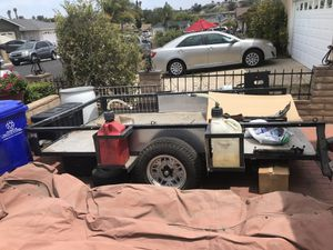 Utility trailer for Sale in San Diego, CA