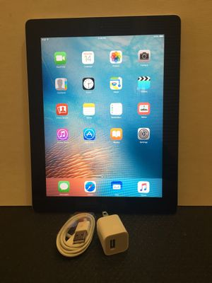 ipad 2 9.7 16gb wifi iOS 9.3 for Sale in Carrollton, TX