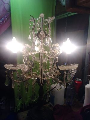 Chandelier lamp for Sale in Spanaway, WA
