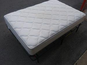 Used full sz mattress set for Sale in Nashville, TN