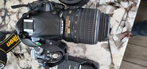 Nikon D3100 for Sale in Canyon Lake, TX