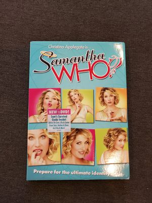 Samantha Who DVD season 1, OBO for Sale in Everett, WA