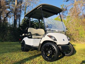 """2016 Yamaha G-29 48v Golf Cart with 14"""" Wheels and Tires for Sale in Fairburn, GA"""