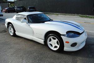 1996 Dodge Viper for Sale in Miami, FL